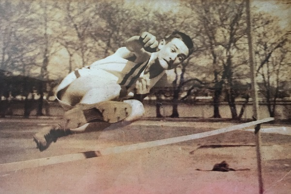 74 years later, a high school athlete gets his due